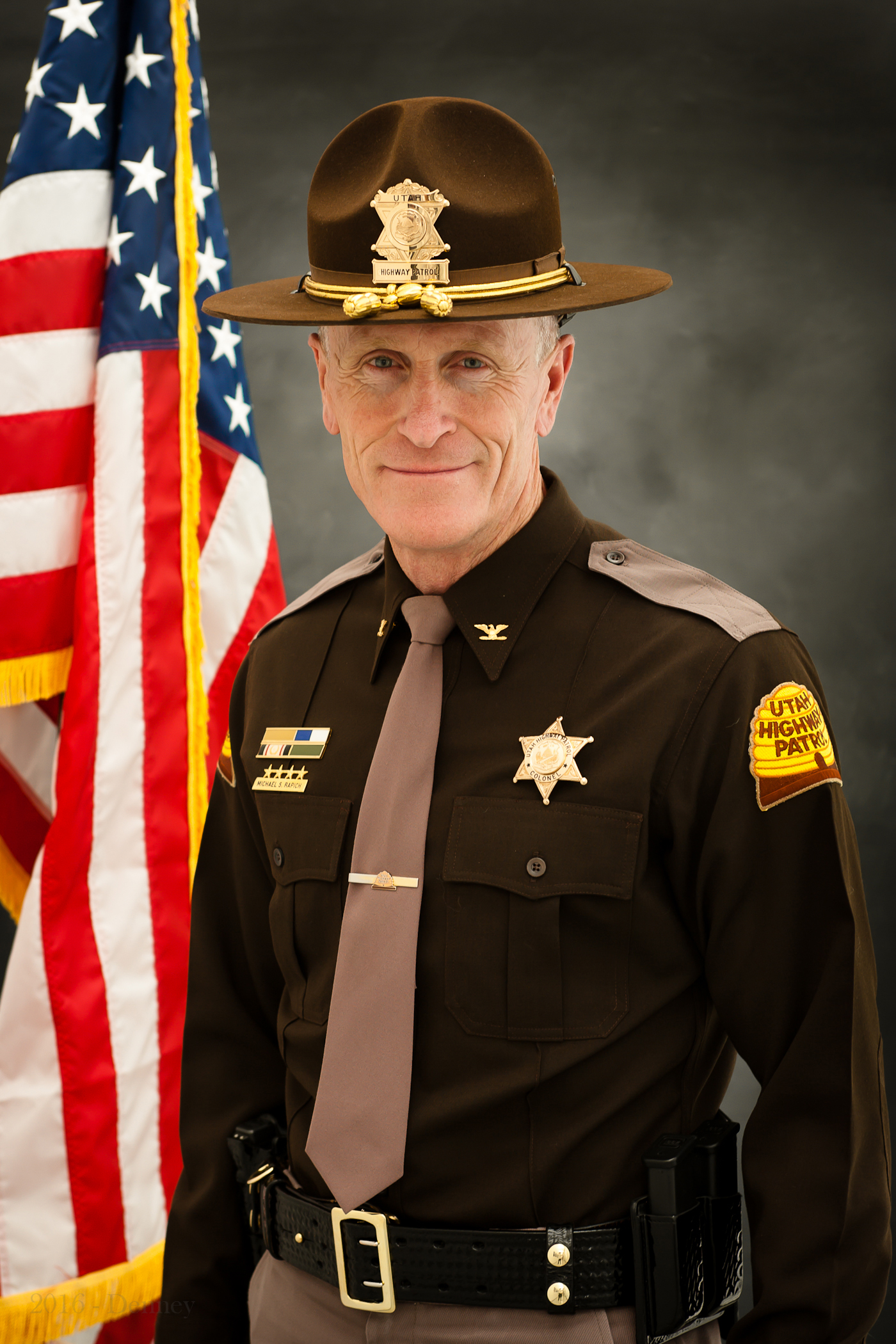 Superintendent of the Utah Highway Patrol
